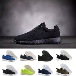 Wholesale Lightweight Running Shoes - Cheap sale Classical Run Running Shoes men women black low boots Lightweight Breathable London Olympic Sports Sneakers Trainers eur 36-45