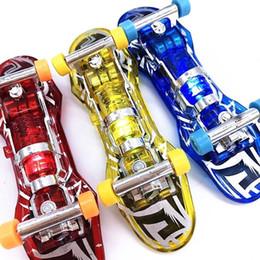 Frete grátis Criativo Com projeção da lâmpada dedo Scooter desktop brinquedo Supermercado promoção Estudante presente de