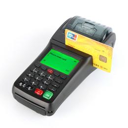 2019 cartes glissières Machine de balayage de carte d'imprimante GOODCOM GPRS pour les applications de paiement tierces cartes glissières pas cher