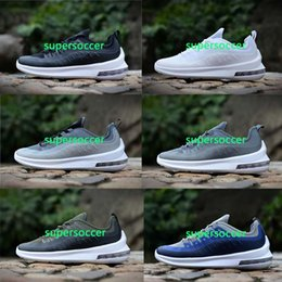 Wholesale quality axes - High Quality Men 98 Axis Running Sports Shoes For Men's 98s White Blue Black Outdoor Shoes Sneaker Size:40-45