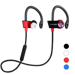 Wholesale Bluetooth Se - Newest Sport SE-4805 Wireless Bluetooth Headphones Headset Auruculares like 56s Bluetooth for Phone Computer Mp3 Player