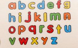 Argentina Bebé cognitivo de madera rompecabezas de madera juguetes juguetes números números rompecabezas animal mano agarre placa en Inglés Suministro
