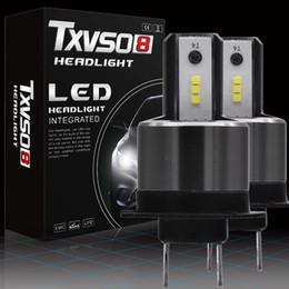 Ford führte scheinwerfer online-110 watt 20000lm philips csp h7 led scheinwerfer kit nebel drl lampen 6000 karat weiß blubs für focus / ford / bmw / audi / lexus / merceds-benz / volkswa (2 stücke)