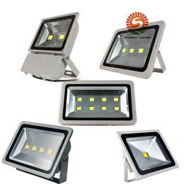 Wholesale Open Signs Light - new open AC85- 265V 10W 20w 30w 50W 70w 100w 150W 200W LED flood light spot light projection lamp Signs lamp Waterproof outdoor floodlightS