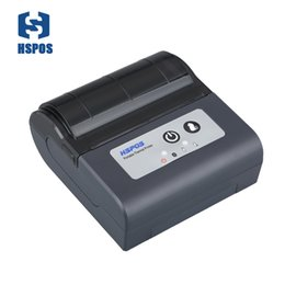 Wholesale Mobile Wifi Portable - High quality wifi portable 80mm thermal printer support raster Bitmap Printing mobile printer with 1500mAH battery for catering