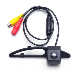 Wholesale Hyundai Backup - Rear waterproof 170 Degree Car backup reverse rearview camera for Hyundai Sonata NFC 2009-2010