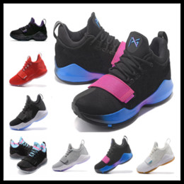 Wholesale Army Shoes For Kids - PG 1 Flip The Switch kids men women for sale Top Quality With Box Paul George Basketball shoes free shipping size 36-46