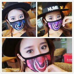 mode masque respiratoire Camo Mask Black Cosplay Bouche Masques multi couleurs G311 ? partir de fabricateur