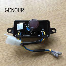 Wholesale automatic regulator - 2.8KW GENERATOR AVR for GASOLINE GENERATOR 2KW 2.8KW 168F 170F,SINGLE PHASE AVR Automatic Voltage Regulator Rectifier 250V 330uf