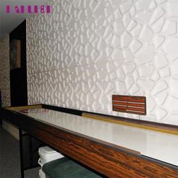 Wholesale Self Adhesive Wallpaper Bricks - Wholesale-DIY 3D Wall Stickers art Brick Self-Adhesive Wallpaper for Living Room 3D Elastic brick Sticker module wall paper Home Decor