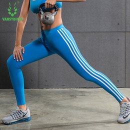 Wholesale Fasion Clothes - Women Compression Pants Bodybuilding Jogger Fasion Casual Exercise Fitness Skinny Comperssion Pants Trousers Clothes