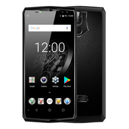 Wholesale Quick Stores - 6GB 64GB OUKITEL K10 6.0 inch 2160*1080 FHD+ 18:9 Full Display 64-Bit Octa Core Quick Charge 11000mAh Battery 21MP Camera Face ID Smartphone
