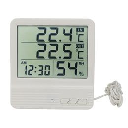 Universal Indoor Freien Nass Hygrometer Feuchtigkeit Thermometer Temp Temperatur Meter Gelb Mechanische Thermometer Messung Und Analyse Instrumente Werkzeuge