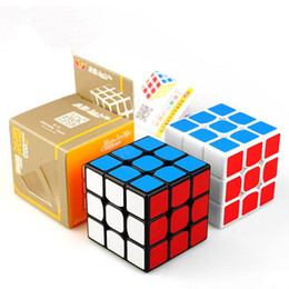 Wholesale puzzle sales - Hot Sale Magic Cube Professional Speed Puzzle Cube Twist Toys 3x3x3 Classic Puzzle Magic Toys Adult and Children Educational Toys