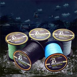 grandi linee Sconti 4 fili 500 metri Great Horse Fish Line Fly PE Weave Go Fishings Fishing Gear Aquilone Lines Outdoors 27yl6 dd.