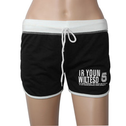 Wholesale spandex hot sexy men - snowshine3 YLS NEW Sexy Cotton Sports Shorts Beach Running Slim Mini Hot