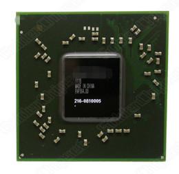 gpu chip Sconti 1 lotto / 5 PCS Genuine per AMD 216-0810005 chip BGA grafica GPU chipset IC con palle 2016+