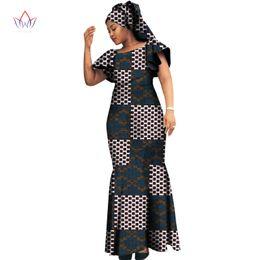 Wholesale Maxi Dresses Designs - 2018 new women african dresses Fashion Design dashiki bodycon bandage dress plus size 6XL Cotton club maxi dress