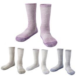 Wholesale women winter wool socks - Winter Thicken Wool Outdoor Climbing Hiking Ski Socks Camping Keeping Warm Sports Socks For Women Men Wholesale H103S