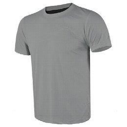 Hombres Outdoor sports hiking camiseta coolmax de secado rápido Round cuello summer short sleeves Running wear-resisting outdoor t shirt desde fabricantes