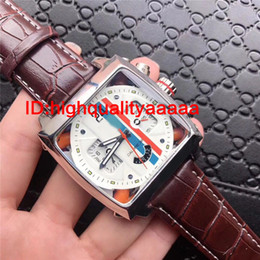 Wholesale Mens Watch Brands List - New listing Mechanical brand Mens luxury watch High-quality automatic mechanical movement Mineral glass surface Rectangular surface