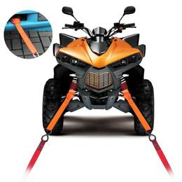"""4pcs / lot 12 """"Universal Moto Soft-Boucles Cravate Down Straps Brides De Remorquage Cordes Prévenir Les Rayures Pour Moto / VTT GGA185 ? partir de fabricateur"""