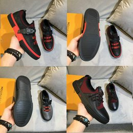 Wholesale England Shoes For Men - 2018 Spring Autumn New England Mens Casual Shoes Brand Men Leather Breathable Shoes Solid Fashion Flats For Male free shipping