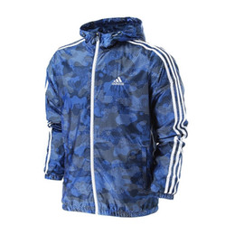 Eleganti cappotti uomini primavera online-Giacca da uomo 2018 nuovi uomini alla moda giacca casual design sottile primavera autunno giacche windrunner cappotto giacca sportiva giacca a vento per uomo S-2XL