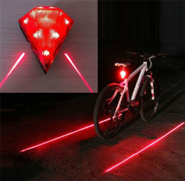 Wholesale Cycling Rear Rechargeable Light - Rechargeable Bike Rear Light Cycling Safety Zone Lamps Bicycle LED Diamond Bright Taillights Security Warning Lights LT0035