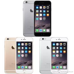 "Canada Original IOS 11 Apple IPhone 6 support réel 4G avec empreinte tactile ID 16GGB 64GB IOS téléphone 4.7 ""i6 Smartphone remis à neuf Offre"