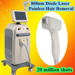 Wholesale hair remover laser - diode laser hair removal machine 808 nm laser hair removal equipment professional permanent fast hair remover Soprano laser epilator