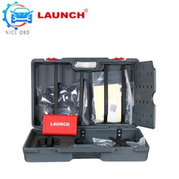 Wholesale launch x431 software - Original LAUNCH X431 HD Adapter Box Heavy Duty Truck Module Diagnostic tool for X431 V+ X431 Pro3 PAD II Software free update