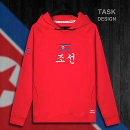 Wholesale Korean Sweatshirts Men - North Korea DPRK Korean KP PRK mens hoodie pullovers hoodies men sweatshirt thin new streetwear clothing jerseys tracksuit natio