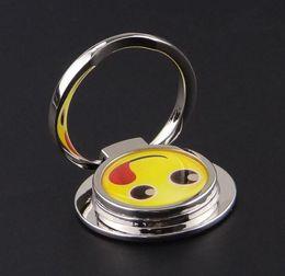 Universal 360 ° Fingerring Handyhalter Ständer Car Magnetic Metal Plate von Fabrikanten