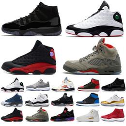 the latest 38256 6d7eb Jordans air retro retros Jordan 2018 recién llegado para hombre zapatos de  baloncesto 11 bajo UNC gimnasio rojo espacio atasco 45 de alta calidad 11s  ...