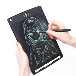 Wholesale Usb Writer - Portable Smart LCD Writing Tablet 8.5 inch 12 inch Writer Digital Drawing Tablet Handwriting Pads Electronic Tablet Board for Message