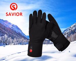 Canada SAVIOR SHGS04B Gant chauffant hiver eletric pour le ski, la pêche, l'équitation, la chasse, la basse température garde les mains au chaud, homme, femme supplier heated warmer gloves Offre