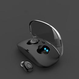X-18 TWS Invisible Mini Earbuds X18 Auricular Bluetooth inalámbrico 3D Estéreo Manos libres Auriculares Bluetooth con reducción de ruido con estuche de carga desde fabricantes