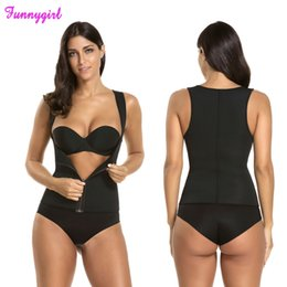 7da9ee17dd233 Hot Neoprene Body Shaper Slimming Waist Trainer Cincher Vest Women 2018 Sexy
