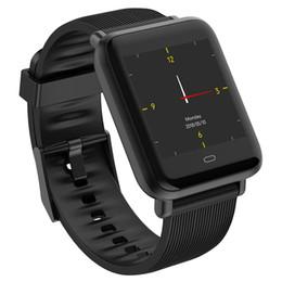 женские спортивные часы шагомер Скидка Q9 Смарт Часы Мужчины Женщины Мониторинг Сердечного ритма Шагомер Запуск Часы Водонепроницаемый Спортивный Браслет Для Android IOS Smartwatch