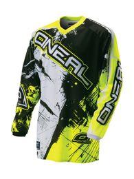 Wholesale Bmx Jersey Xl - 2016 New green red black Moto GP Mountain Bike Motocross Jersey BMX DH MTB T Shirt Clothes R006