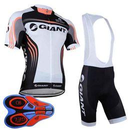 b7f5a368c Hot! Giant New Cycling Jerseys Breathable Bike Clothing Quick Dry Bicycle  Sportwear Ropa Ciclismo GEL Pad Bike Bib Pants 10505J