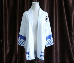 Kimono gintama online-Kimono tradicional Yukata Cardigan Haori Gintama Silver Soul Abrigo Cosplay Mantón Albornoces
