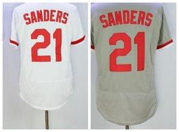 Wholesale Discount Baseball - Discount Big Wholesale Baseball Jerseys Deion Sanders Cincinnati Jersey