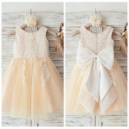440b679d6f7d Girl Bow Top Dress NZ
