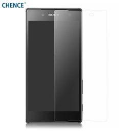 Argentina Película mate mate para Sony Xperia Z1 Z2 Z3 Z4 Z5 Compact M4 M5 C3 C4 C5 cristal templado protector de pantalla Suministro