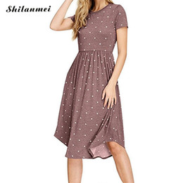 Fotos de vestidos cortos de algodon