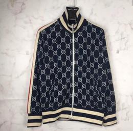 18 autunno e inverno nuovissimo moda europea e americana G doppia fantasia  maglia giacca da jacquard tempo libero giacca giacca MA1 per gli uomini un  uomini ... 9df3027d4d1d