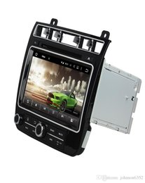 Wholesale Gps Din Volkswagen - Upgraded Original Phonebook 4G WIFI Android Car DVD Radio Player FOR Volkswagen VW Touareg2015 Car Video Player Built in WiFi GPS Bluetooth