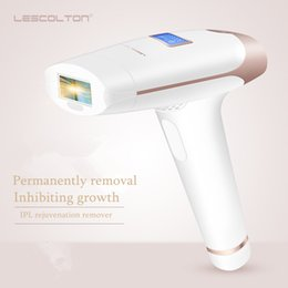 Wholesale New Ipl Machines - High Quality New Home Use Beauty Care Machine Thermal IPL Laser Hair Removal Whole Body Use LCD Display Removal